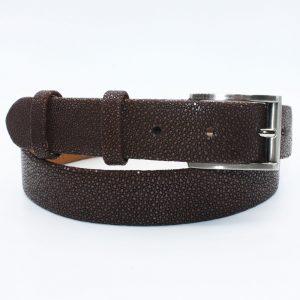 ceinture-marron-galuchat