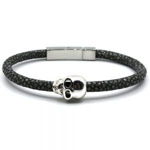 bracelet-caviar-skull