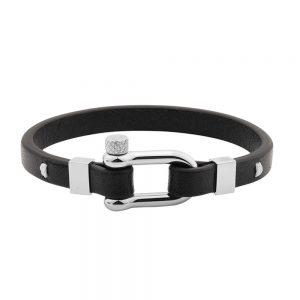 bracelet-manille-noir