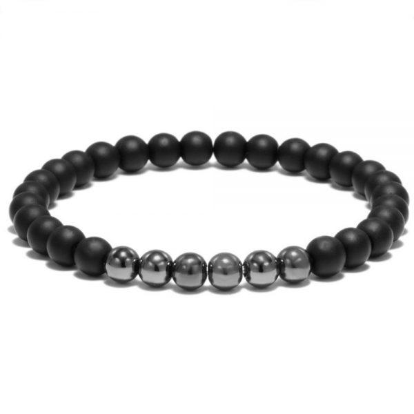 bracelet-pierres-de-lave-hematite