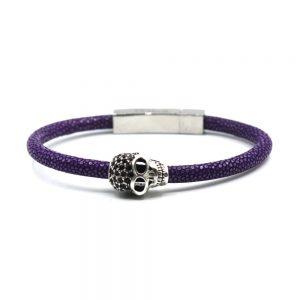 galuchat-violet